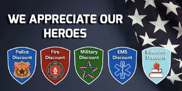 We appreciate our heroes